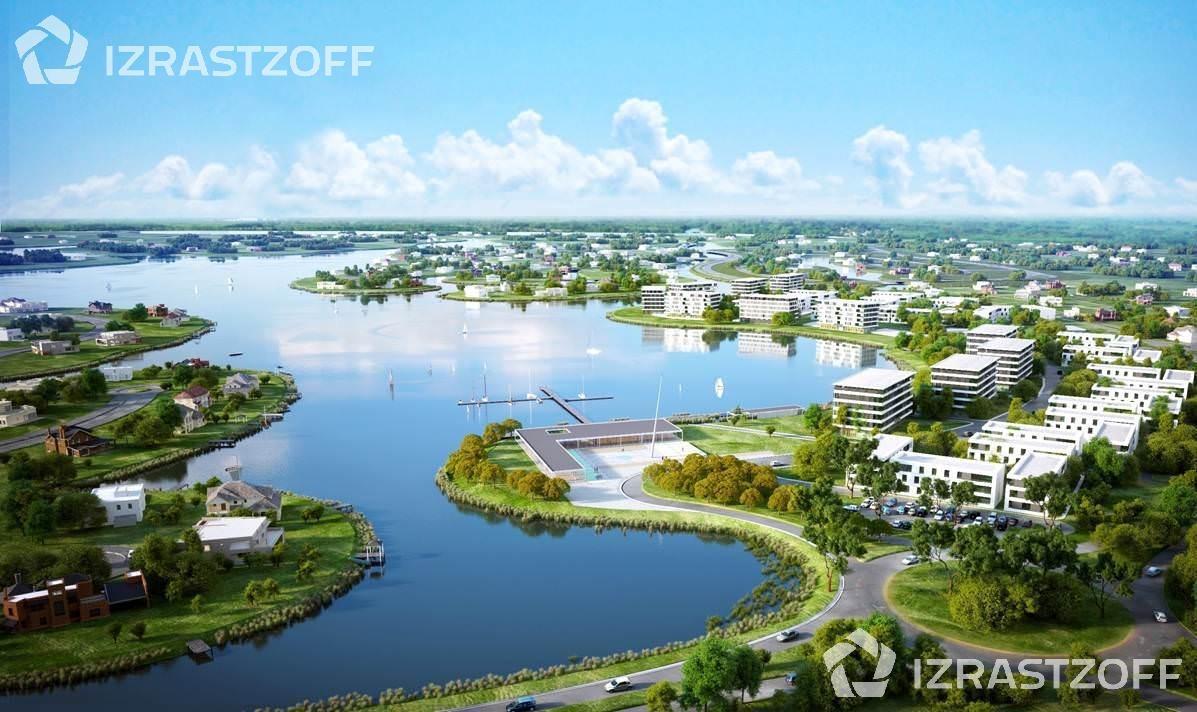 imponente casa a la laguna en puertos, barrio ceibos