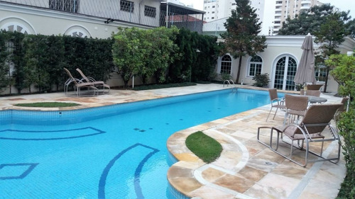imponente e luxuoso - 4 dormitórios - 5 vagas - 345-im203914