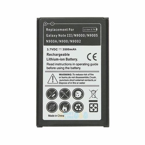 impormel batería extendida samsung galaxy note 3 n9000