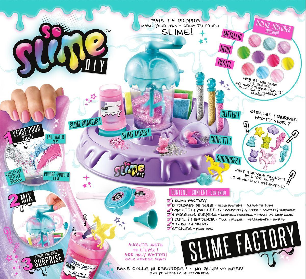 2879b5c3f8da2 Import Slime Factory Fábrica De Slimes -   154.900 en Mercado Libre