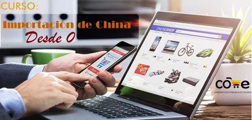 importación de china - desde 0
