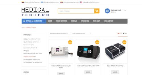 importacion de equipos medicos venta y alquiler  consulta !