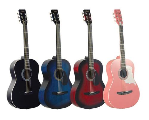 importacion guitarras acusticas de colores precios peru