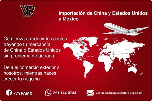 importación y paso aduanal de mercancía china - usa