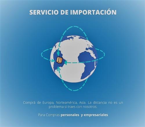 importaciones eeuu-china-europa-brasil - puerta a puerta