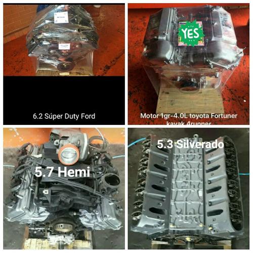 importadora de motores, cajas y accesorios para su servicio