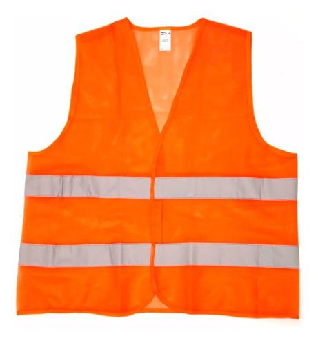 importadores directos chaleco reflectivo fluo naranja