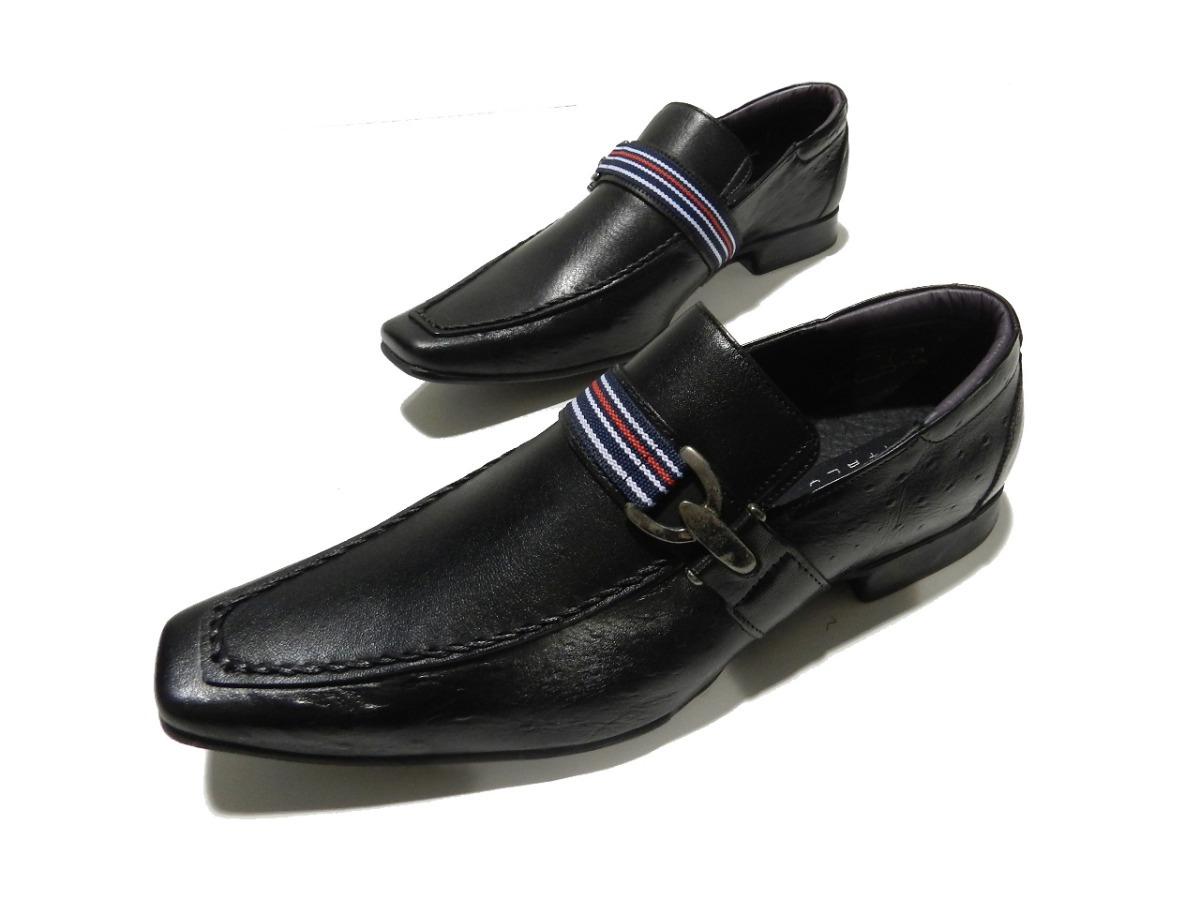 c2aa4ba4ab9e9 importados ! priamo italy zapatos hombre diseño avestruz t43. Cargando zoom.