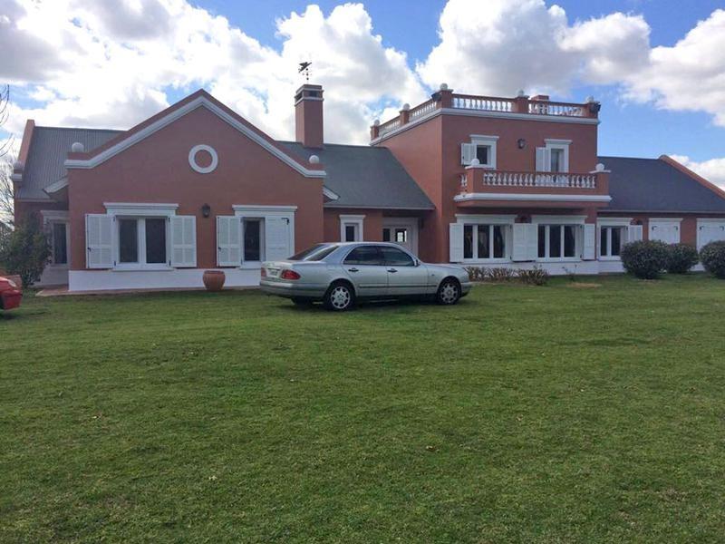 importante casa quinta chacra en venta 30,6 has en capilla del señor