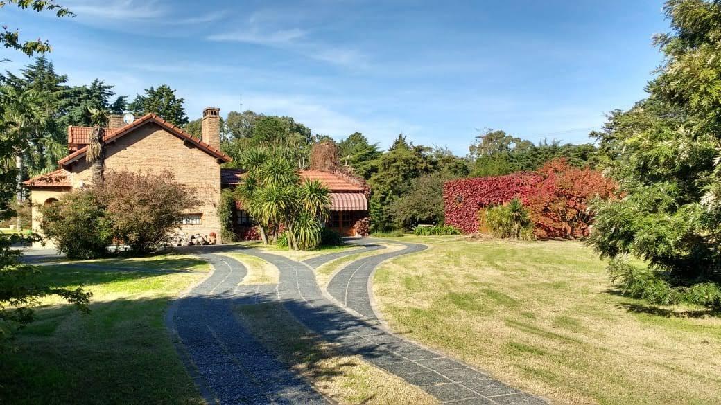 importante casa quinta en magdalena