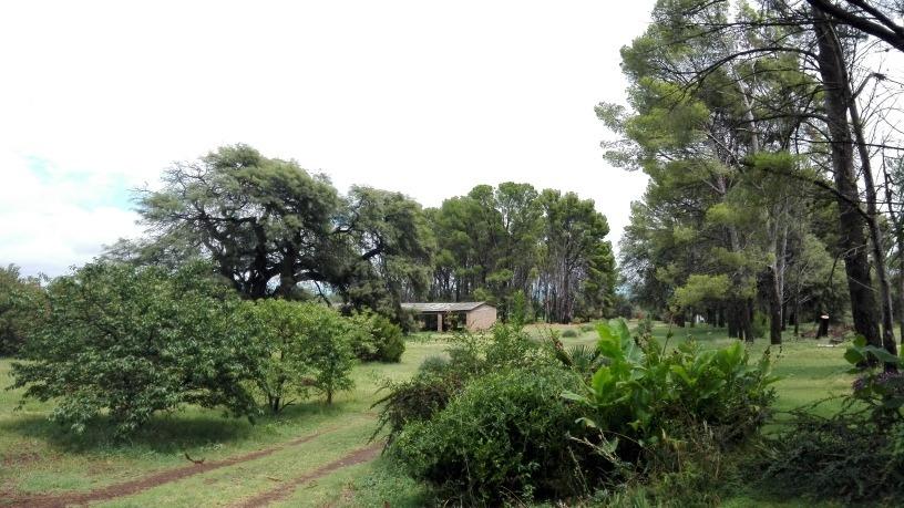 importante establecimiento rural en san javier al champaqui