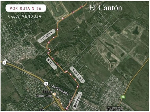 importante lote en el cantón - barrio puerto 156