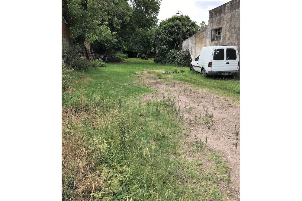 importante lote/terreno 9,9 m x 63 m - hurlingham
