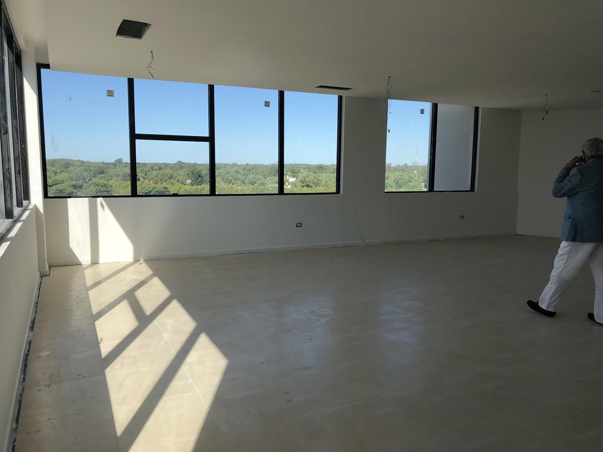 importante oficina en  venta de 111 metros - estudio de la bahia, nordelta