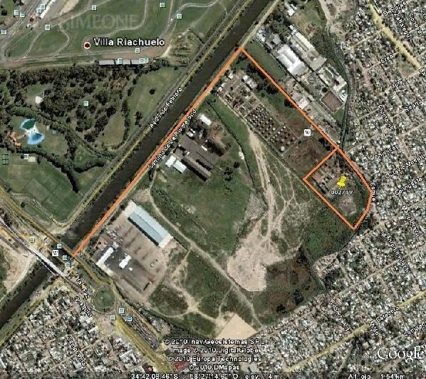importante terreno de 47.000 m2 a 10 cuadras de puente la noria