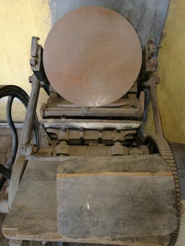 imprenta antigua antiguedad colección solo conocedores