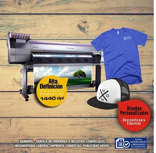 imprenta- carteleria - folleteria - mendoza