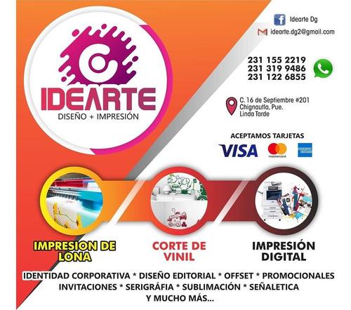 imprenta digital idearte