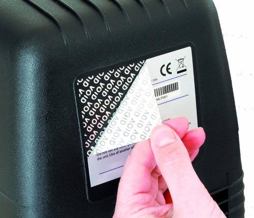 imprenta gráfica - etiquetas impresas color - fajas void