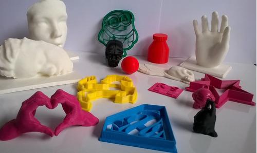 impresión 3d, 3d printing (productos en plástico)