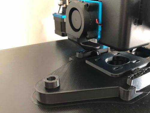 impresión 3d con pla, ptg y demás materiales
