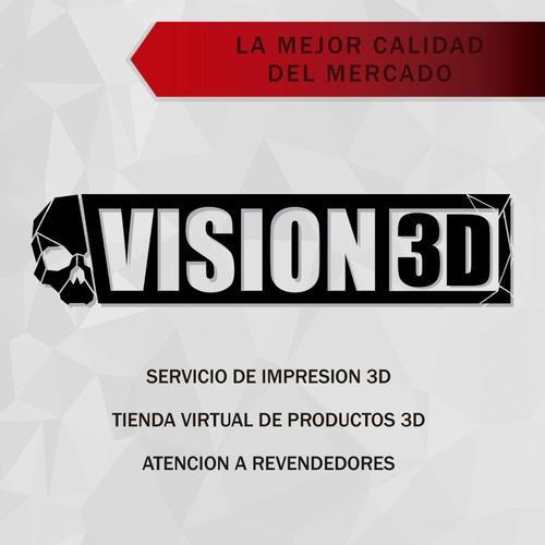 impresión 3d - prototipado diseño reproducción post proces