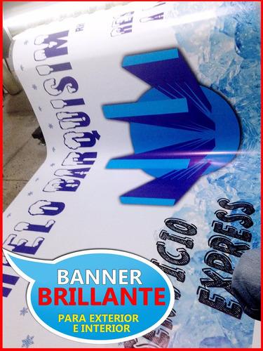 impresion banner pendones