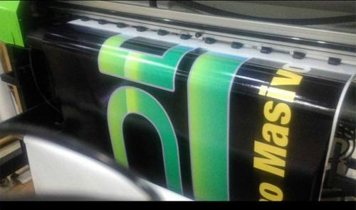 impresion banner,pendon,vinyl,fachada y mas x mts2