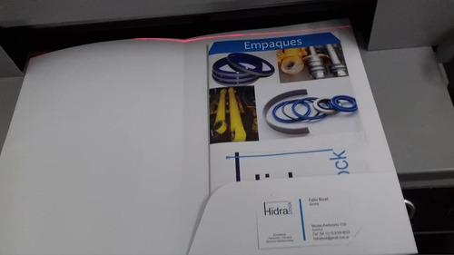 impresión - banners, lonas, carpetas, cuadernos...