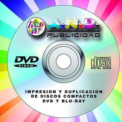 impresión cd, dvd blue ray, desde 0.08 duplicación,discos