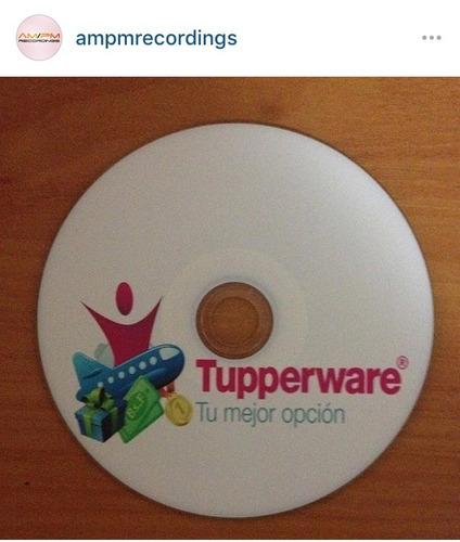 impresión cd dvd ,  diseño, empaque, y duplicado audio&data