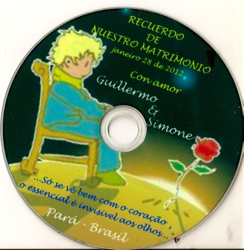 impresion de cd