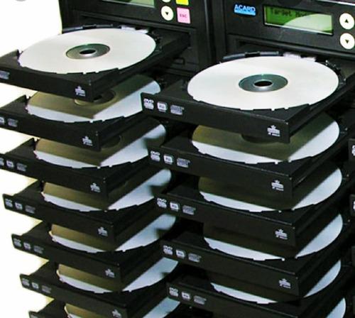 impresión de cd y copiado de cd