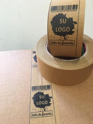 impresión de cintas personalizadas para empaque/desde 5 pzas