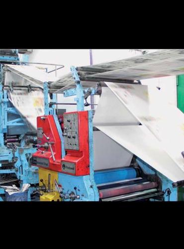 impresión de diarios y revistas rotativa