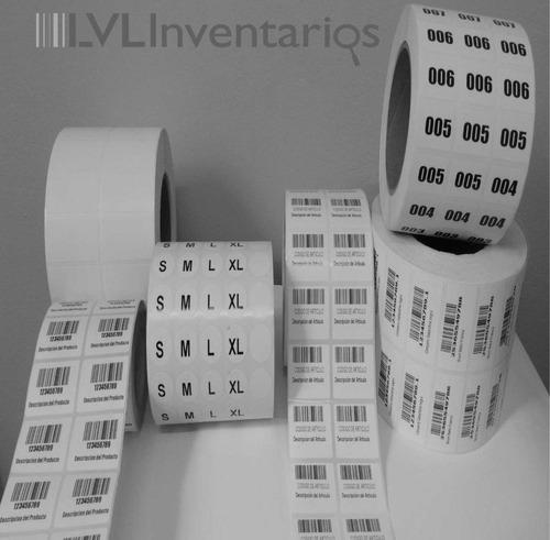impresión de etiquetas autoadhesivas