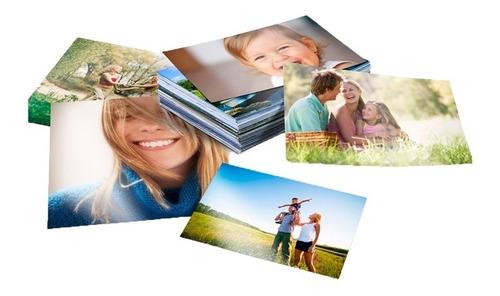impresión de fotografías 10x15cm 10x10cm