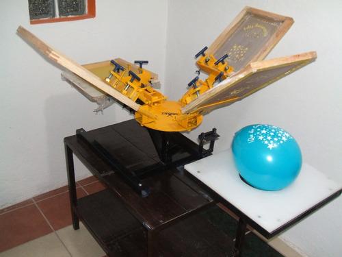 impresión de globos latex y metalico