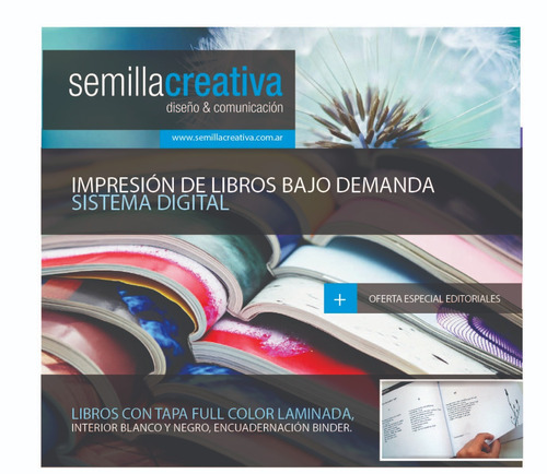 impresion de libros bajo demanda - sistema digital