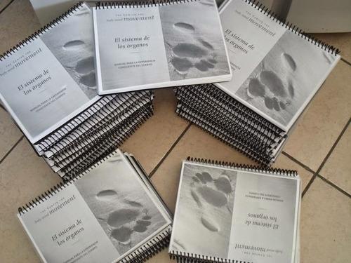 impresión de manuales engargolado
