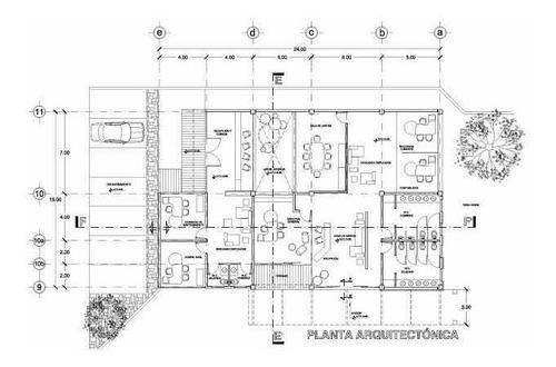 impresión de planos arquitectónicos