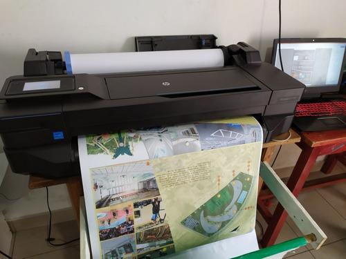 impresión de planos arquitectónicos e imágenes en a1 59x84cm