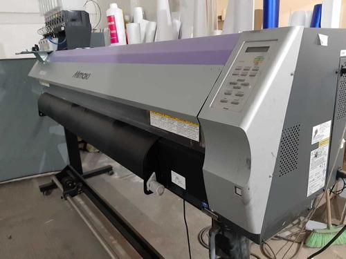 impresión de vinil con 1400 dpis de resolución