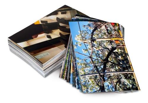 impresión digital de 250 fotos de 10x15 cm