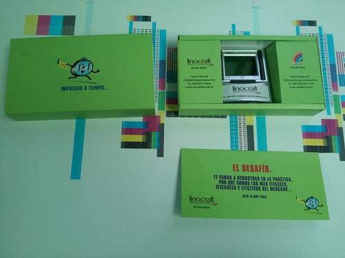 impresión digital , offset digital , marketing empresarial
