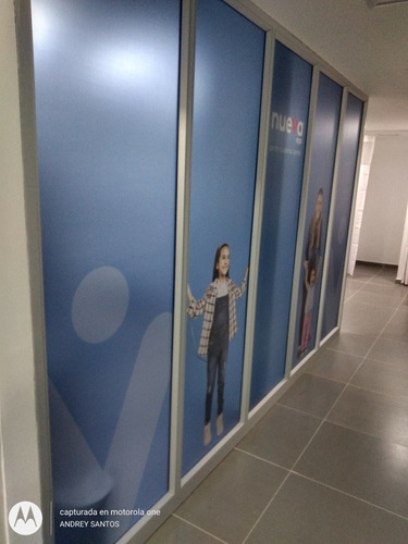impresión e instalación publicidad
