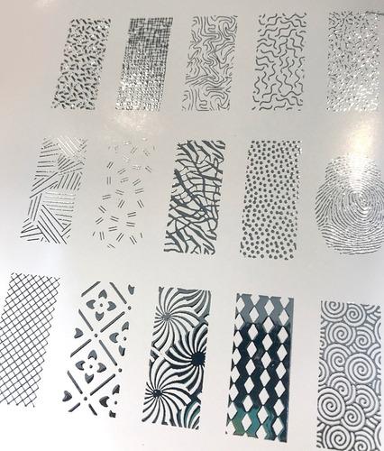impresión en braille / relieve / metalizada