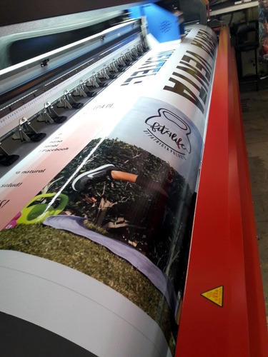 impresión en lona