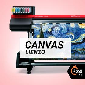 Impresion En Tela Canvas - Lienzo Por Metro2 - Ancho 137cm
