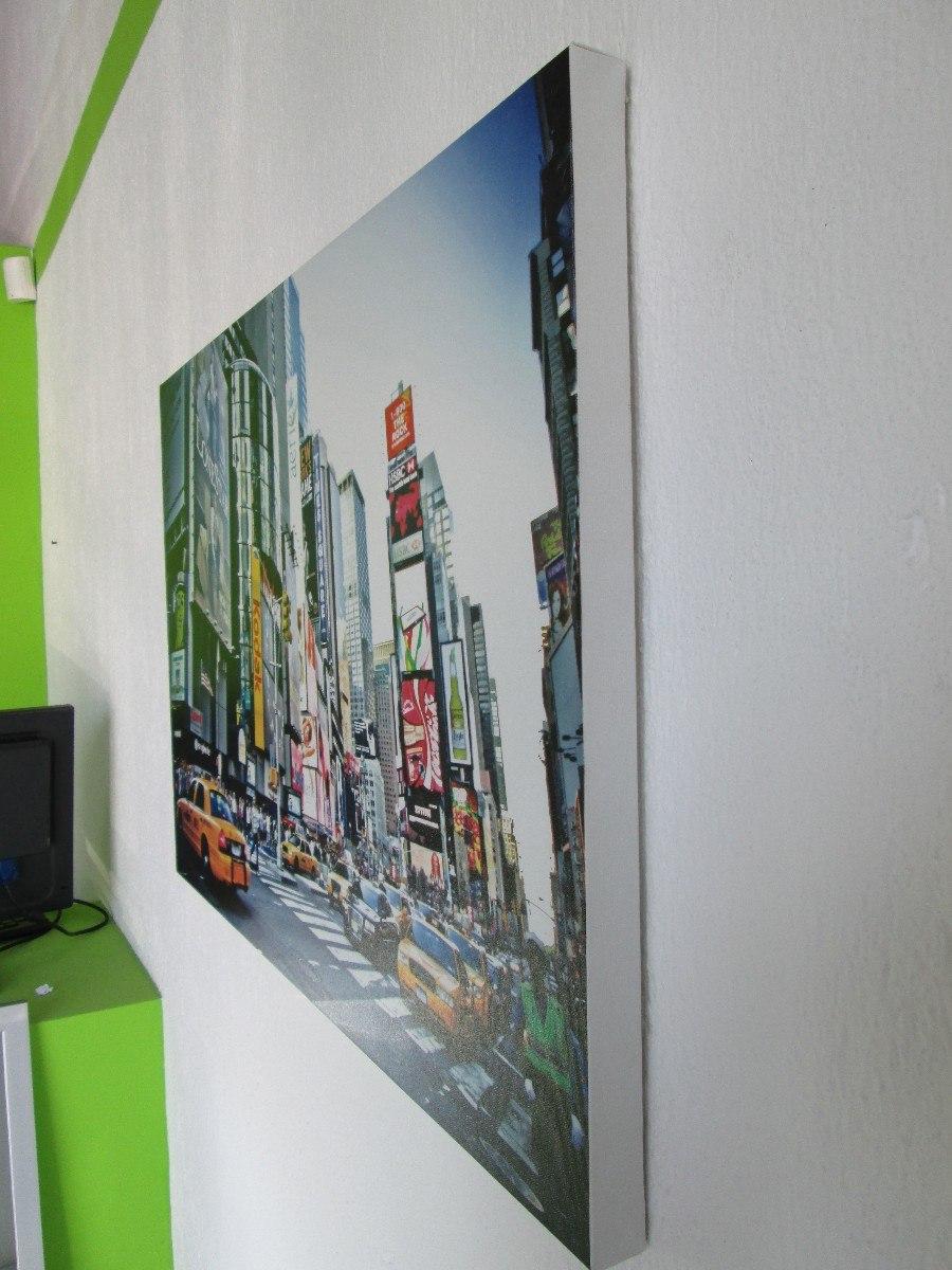 impresion en tela con bastidor canvas y bastidor 80 x 54. Black Bedroom Furniture Sets. Home Design Ideas